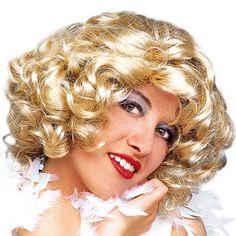 Peluca Marilyn #pelucasdisfraz #accesoriosdisfraz #accesoriosphotocall
