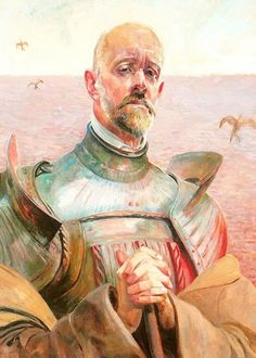 Self Portrait by Jacek Malczewski on Curiator, the world's biggest collaborative art collection. Art And Illustration, Illustrations, Selfies, Self Portrait Art, Figurative Kunst, Louvre, Collaborative Art, Art Database, Fantastic Art