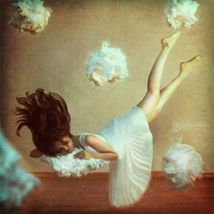 Fairy dreams by Elena Moskaliova, via 500px