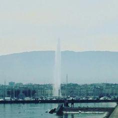 1 visitor has checked in at Morgine, Geneva, Switzerland. Vevey, Geneva Switzerland, Street, Walkway