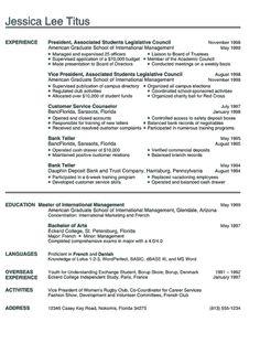 Victoria resume writing service