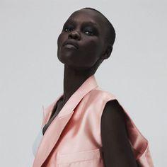 Conta no Instagram critica a falta de diversidade no mundo da moda