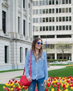 Spring Fashion Essentials | The Blue Eyed Dove