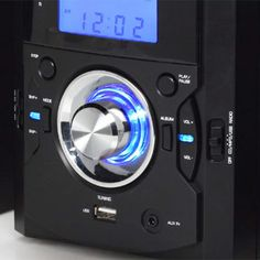 Audiosonic HF1253 CD MP3 USB Hi-Fi System - Valdinia