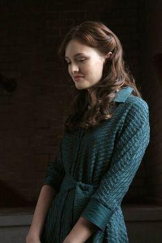 Blair Waldorf - Catherine Malandrino dress.