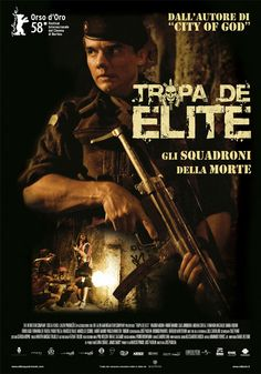 wonderful wonderful film! better than City of God....but Wagner Moura is one of my favourite Brazilian actors...It's about crime, corruption and the life in the slums of Rio De Janeiro... amazing film!