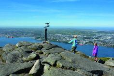 Dalsnuten Stavanger, Lund, Cn Tower, Building, Travel, Summer, Viajes, Buildings, Destinations