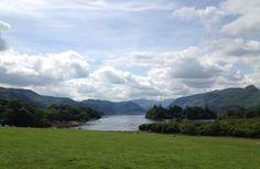 Derwent water - North Lake District
