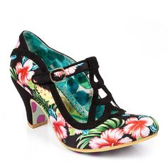Nicely Done black - Irregular Choice