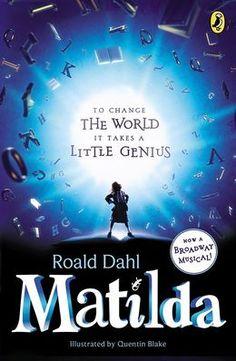 Matilda by Roald Dahl, Quentin Blake (Illustrator)