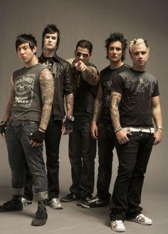 Avenged Sevenfold - Fotos - VAGALUME