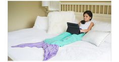 Mermaid Blankets    Cute and comfy blanket!  Grab one of these mermaid tail blankets at Woot! today why its on sale! Theyre slashing $80 off the original so you can get it for an absolutely low price today!  Mermaid Blankets $19.99 (Reg. $79.99)  Great gift item  Features gorgeously sewn tail  Measures 24W X 56 H  Fits most children up to age 12  Material: 100% polyester  Machine washable  Click to get this deal  Thanks http://ift.tt/QVs9YM
