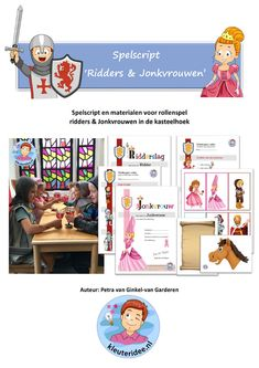Knights and noblewomen in castles roleplay Game Script, Castle Crafts, Animal Games, Activity Games, Kids Playing, Family Guy, School, Cards, Etsy