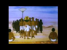 VIDEO (56:53): PBS - Pyramid - David Macaulay. I always used to show this in class but do not always have time. Here it is to watch a your leisure. You'll learn a lot and be entertained at the same time!