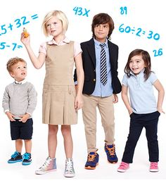 Lots of great deals on school uniforms. I've ordered from them for years for my son and now my daughter.
