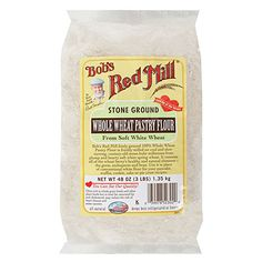 Bob's Red Mill® Stone Ground Whole Wheat Pastry Flour $2.70