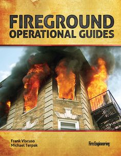 Fireground Operational Guides Used Book in Good Condition Chief Officer, Firefighter Training, Fire Training, Science Books, Used Books, Free Ebooks, How To Introduce Yourself, A Team