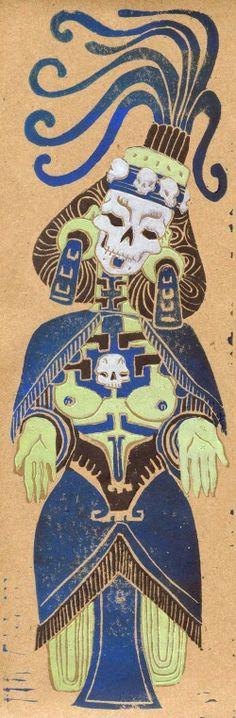 35 Best Mictecacihuatl Concept Board images in 2014 | Aztec