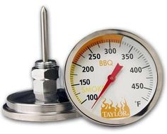 Taylor Weekend Warrior Grill /Smoker Thermometer-Discontinued By Manufacturer Bbq Grill, Barbecue, Weber Grill, Grill Grates, How To Clean Bbq, Bbq Thermometer, Smoke Grill, Bbq Tools, Barbacoa