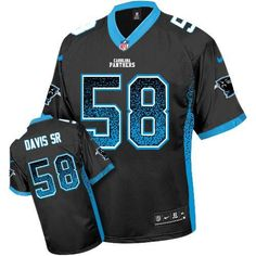 nfl Carolina Panthers Thomas Davis Jerseys Wholesale