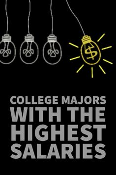 College Majors with the Highest Salaries | Work + Money