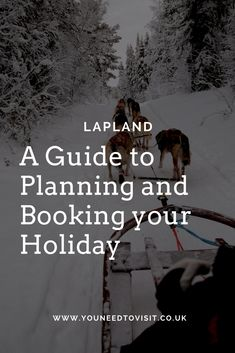 What we have found when planning our trip to Lapland is that it needs just as much research and planning as a trip to Walt Disney World in Florida. I was totally unaware of the various packages available, what activities are on offer, how long to stay, which destination in Lapland to choose and more importantly how much it costs!  Here is our guide on tips, tricks and advice on planning your Lapland holiday.