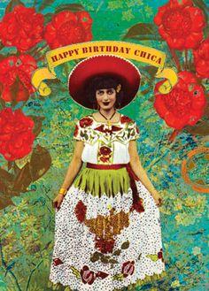Happy Birthday, Chica!