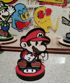 Custom Paper Mario Amiibo by SuperAmiigos