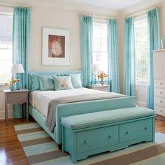 Teenage Bedroom Design la chambre ado fille - 75 idées de décoration - archzine.fr | more