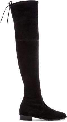 Stuart Weitzman Lowland Boot // As seen on Eleanor Calder in her Instagram photo posted on April 4, 2015.