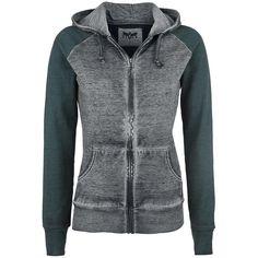 Burnout Zipper by Black Premium by EMP