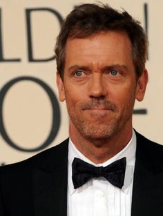 Hugh Laurie love his old show House