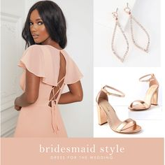 Heart of Passion Blush Pink … curated on LTK Pink Bridesmaid Dresses Short, Blush Dresses, 15 Dresses, Gold Ankle Strap Heels, Lace Up Heels, Maxi Dress Wedding, Maxi Wrap Dress, Pleated Maxi, Flutter Sleeve
