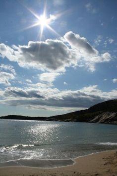 Acadia National Park, Maine.  Beautiful beaches, waterfalls, bridges and rock.