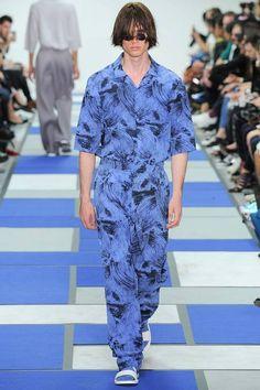 Agi  Sam | Spring 2015 Menswear Collection | Style.com