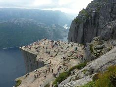 Bucketlist Norway