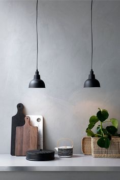 Modern Home Decor Kitchen Kitchen Lamps, Home Decor Kitchen, Kitchen Lighting, Diy Bedroom Decor, Living Room Decor, Scandinavian Lamps, Lampe Gras, Lamp Inspiration, Simple Living Room