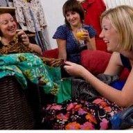 clothes swap party Clothes Swap Party, Clothing Swap, Frugal, Parties, Life, Ideas, Fashion, Fiestas, Moda