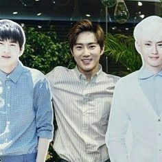 Who cloned Suho