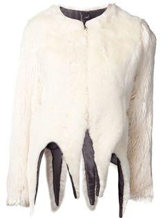 FAUXTALE 'Gjola' Oversized Coat