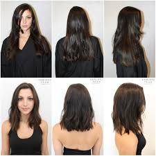 Sensational Long To Short Haircut Natural Hairstyles Runnerswayorg
