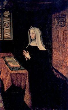 Margaret Beaufort, die Mutter der königlichen Tudordynastie, war auf eine harte Probe gestellt. Das Jahr 1471 und die Schlacht von Tewkesbury hatte das vorläufige Ende für die Beaufort-Familie und das ganze Haus Lancaster gebracht. Margaret Beaufort war mit 28 Jahren erneut Witwe, allein und getrennt von ihrem Sohn.