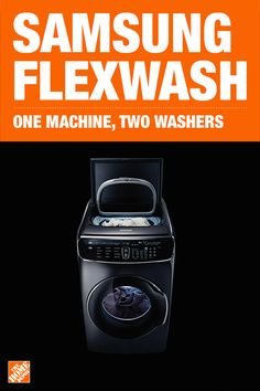 7a47d9a816cde Wash separate loads at the same time with two individual washers. Run two  kinds of