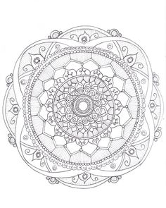 Mandala-Design mnkyimages com