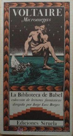 Micromegas de Voltaire - La Biblioteca de Babel, 24