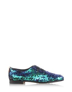 My dream shoe!!!!!!!!!  AGL Attilio Giusti Leombruni Mermaid Capsule Lace-Ups #Refinery29