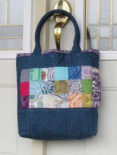 Candy Bag via Craftsy