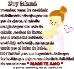 Mami te amo