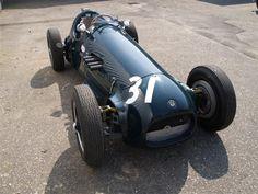 H.W.M. Grand Prix Car   1952/1953