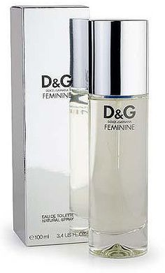D&G Feminine Dolce&Gabbana voor dames